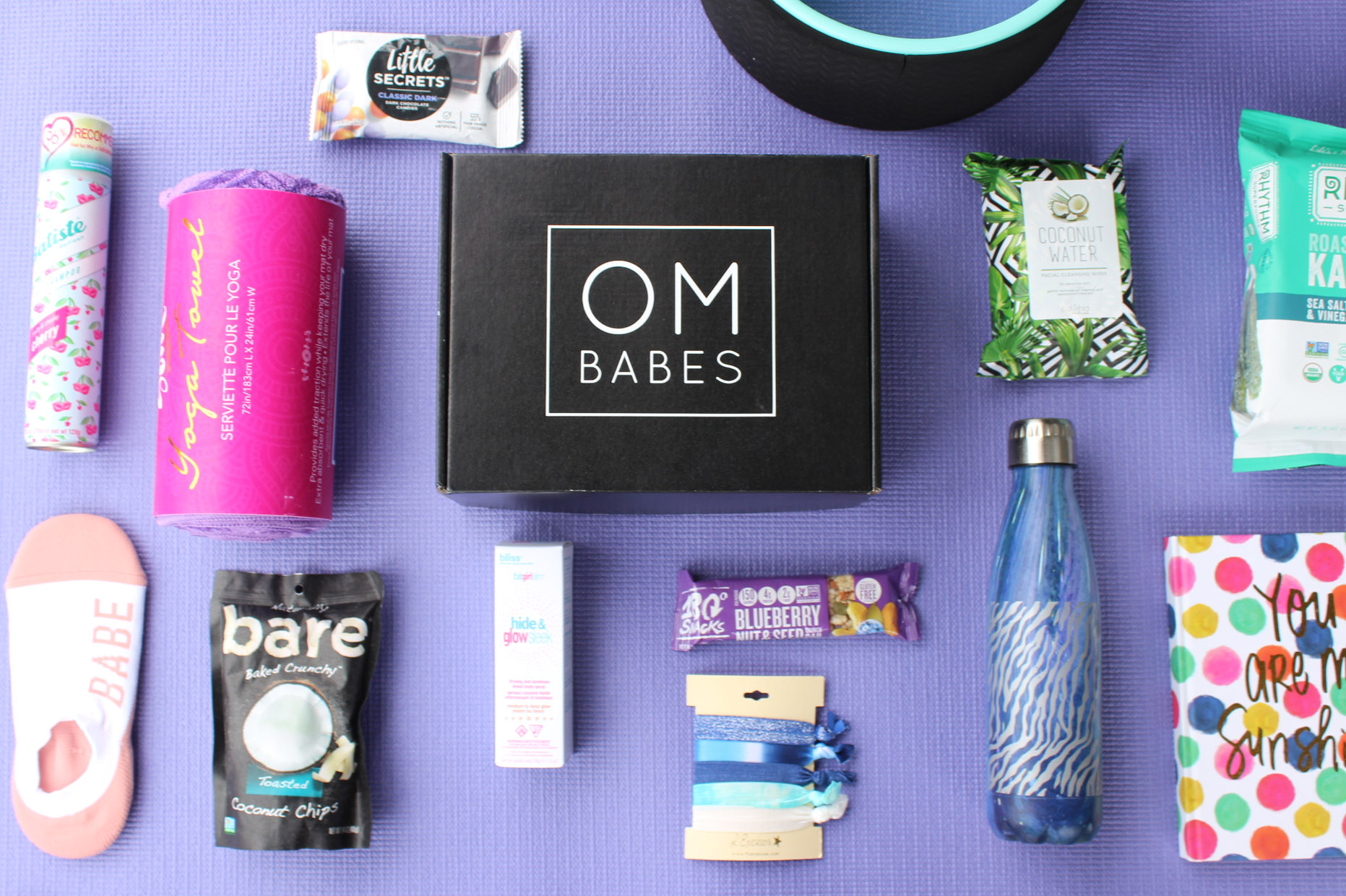 OmBabes Subscription Box