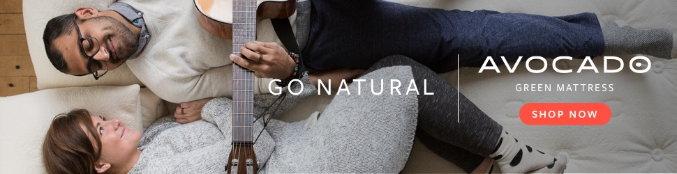 Go Natural | Avocado Green Mattress