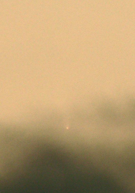 Comet-C2007 M1 McNaught
