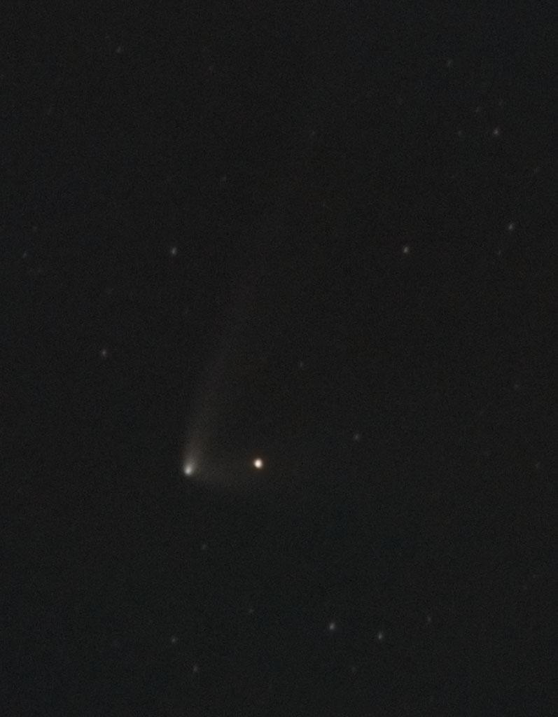Comet C2014 Q1 PANSTARRS