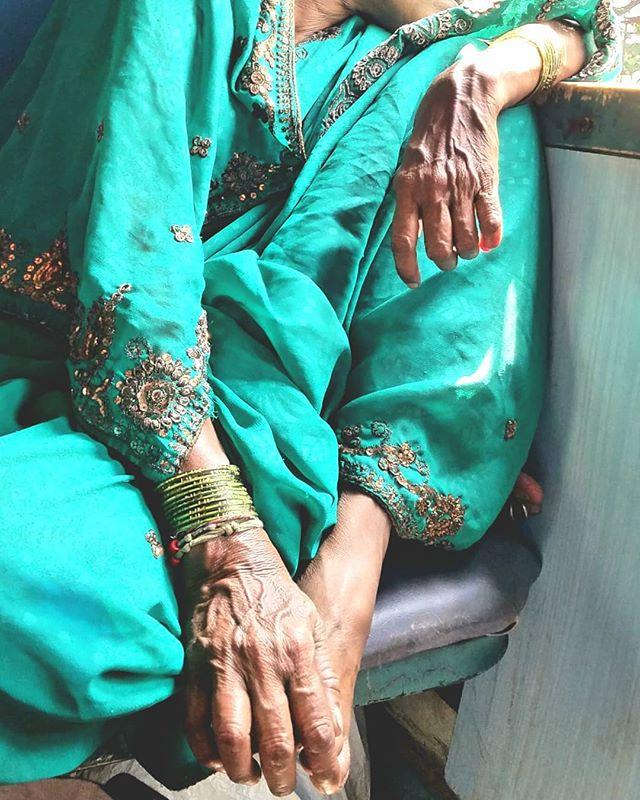 Grace. . . . #humanity #people #india #fabrics #fabricoflife #handmade #handloom