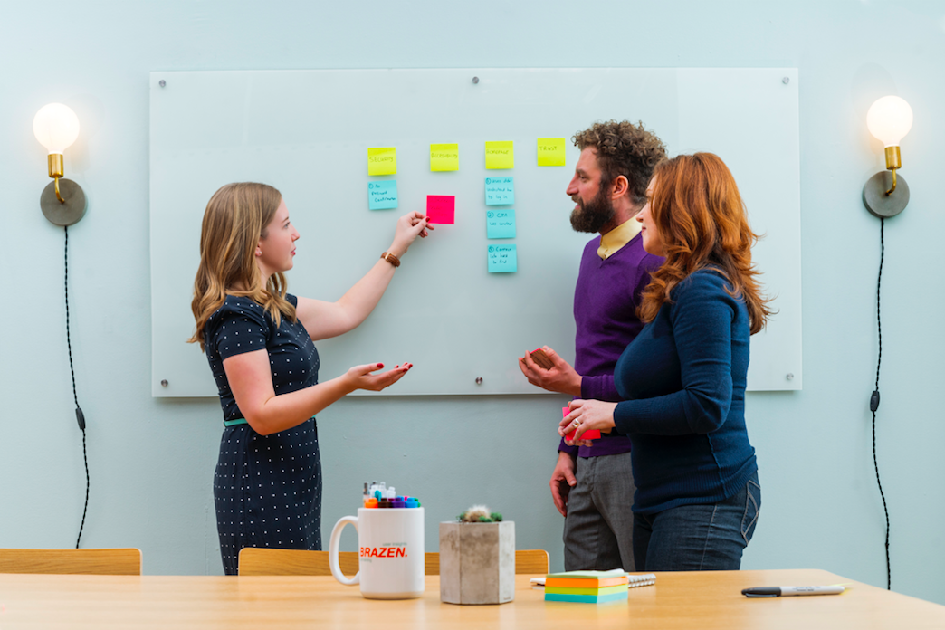 Great exploratory research marries business goals with user needs.