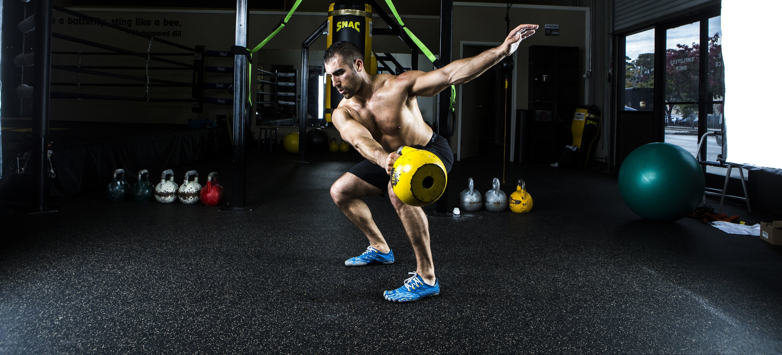 Kettlebell Performance - THE COMPREHENSIVE GUIDE, VOLUME 1