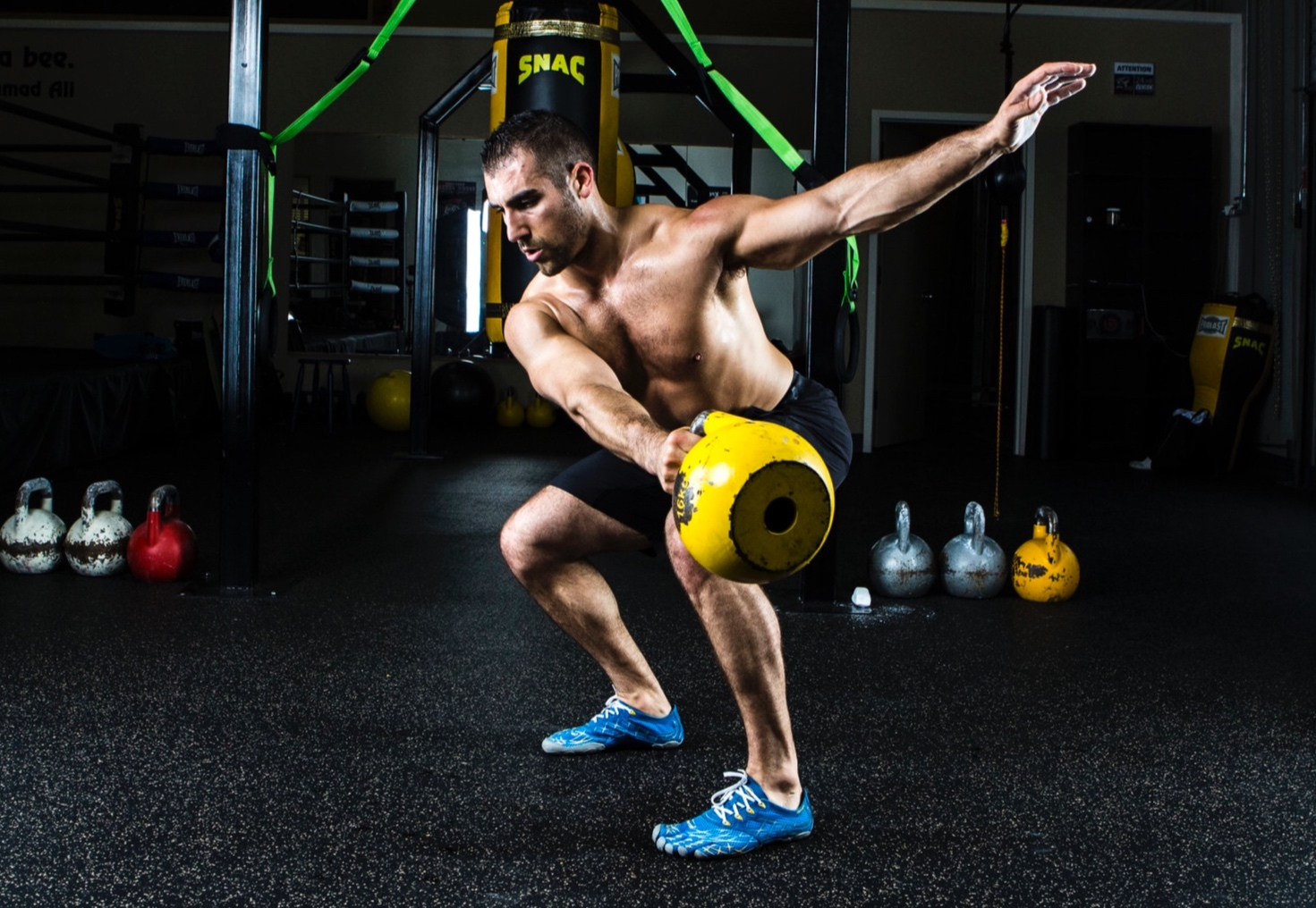 A Kettlebell Program Like NO OTHER - 12 Months in the Making400+ 4K VideosStep-by-Step Guided Instruction