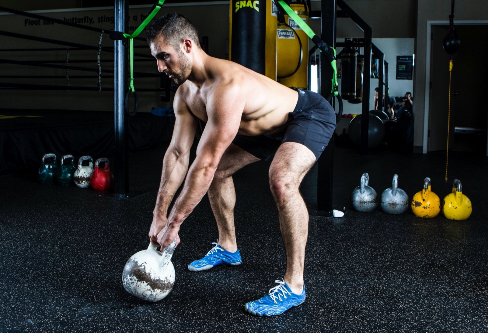 """Learn from REAL EXPERIENCE - Kettlebell """"Master of Sport""""15+ Years ExperienceWorld Class Coaching"""