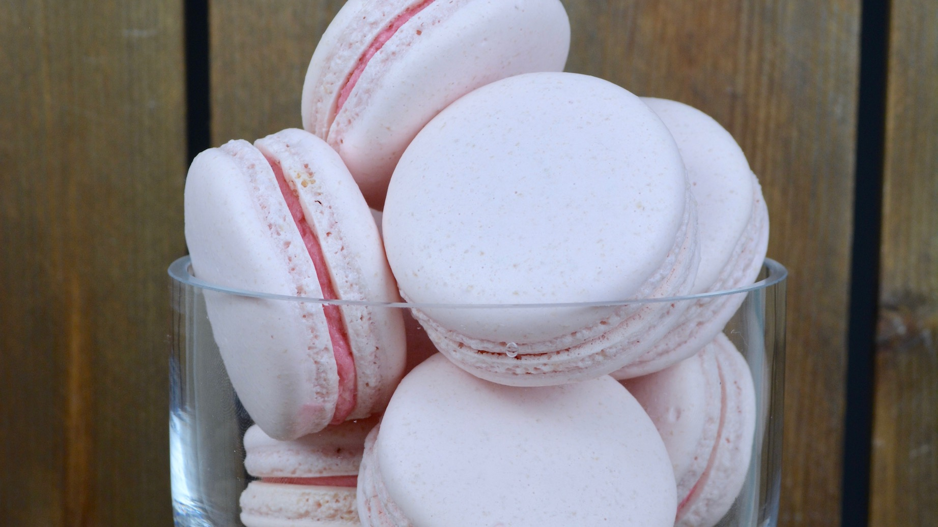 Macarons - Our delicious macarons make fantastic wedding favours and come in a range of flavours and fillings. Individually bagged, boxed or add to your dessert table for a great sweet treat for your wedding guests.
