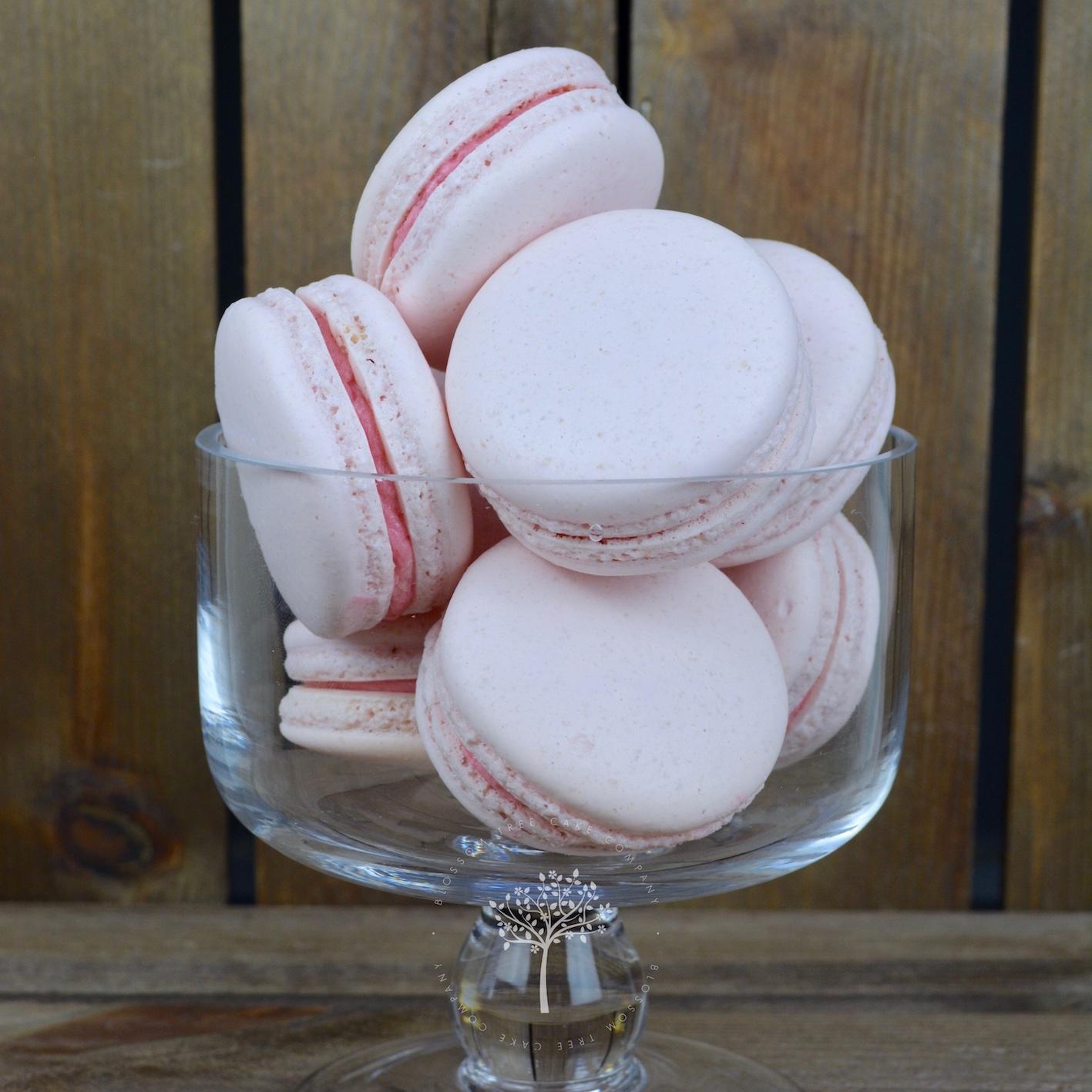 macaron wedding favours by Blossom Tree Cake Co Harrogate North Yorkshire - square.jpg