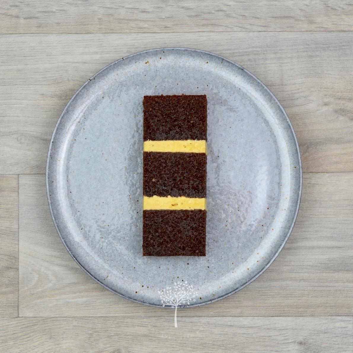 Chocolate Salted Caramel sponge cake by Blossom Tree Cake Company Harrogate North Yorkshire.jpg