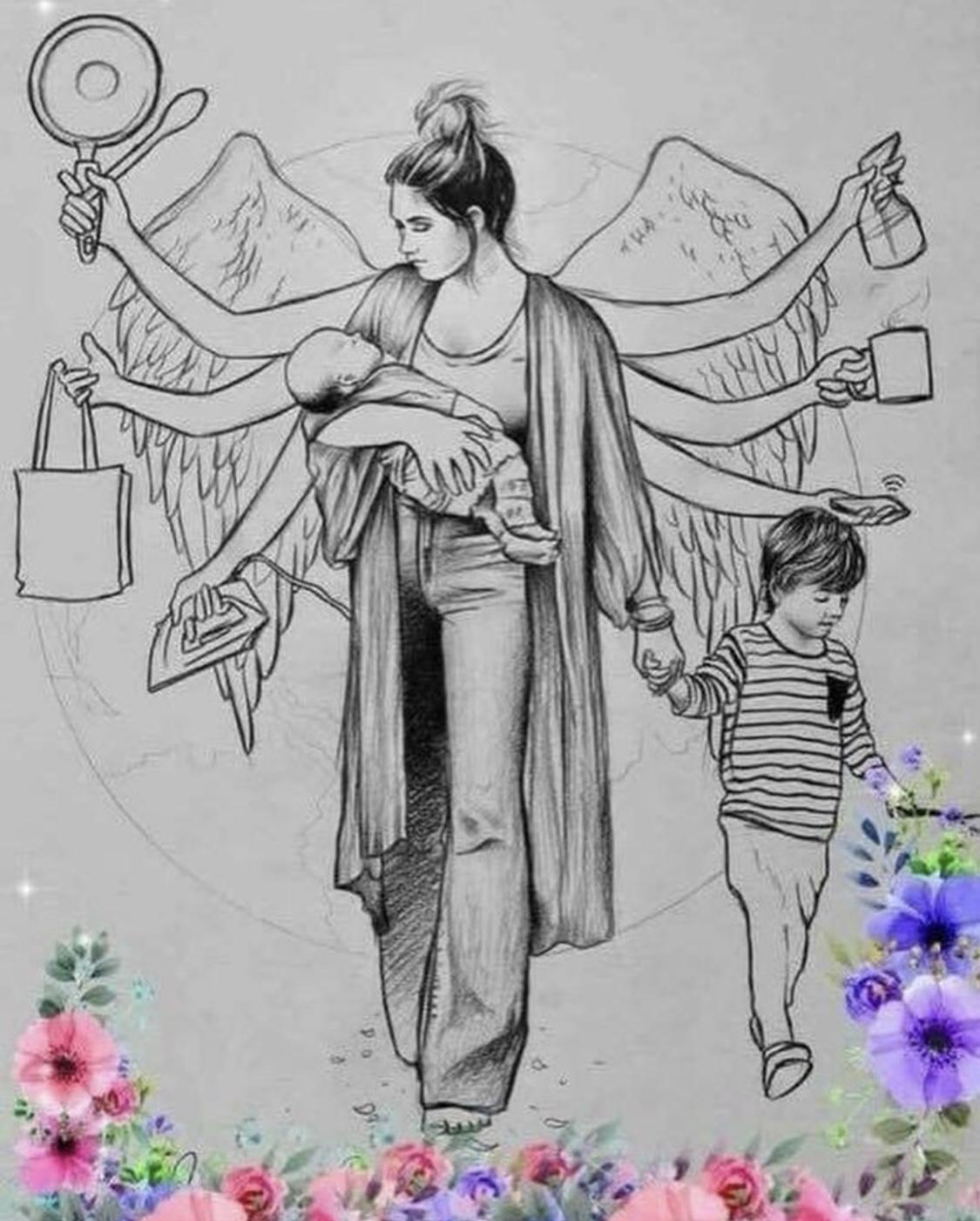 Image via @pregnancy.zone  When Do You Actually Become a Mother? Samantha Gunn Doula Sydney