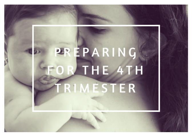 The Postnatal Period - The 4th Trimester Samantha Gunn Doula Sydney
