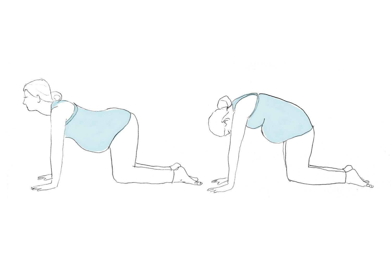 image: mothermag.com  Practical Tips for a Breech Pregnancy Samantha Gunn Doula