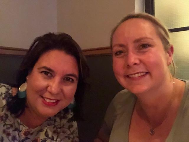 Ellen Turchini & Samantha Gunn