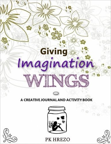 Explore your creativity with this activity book journal. From one artist to another, it's sure to get your creative juices flowing. For ages 8 to 100. Full color available in print only.Click the Amazon affiliate link to purchase. -