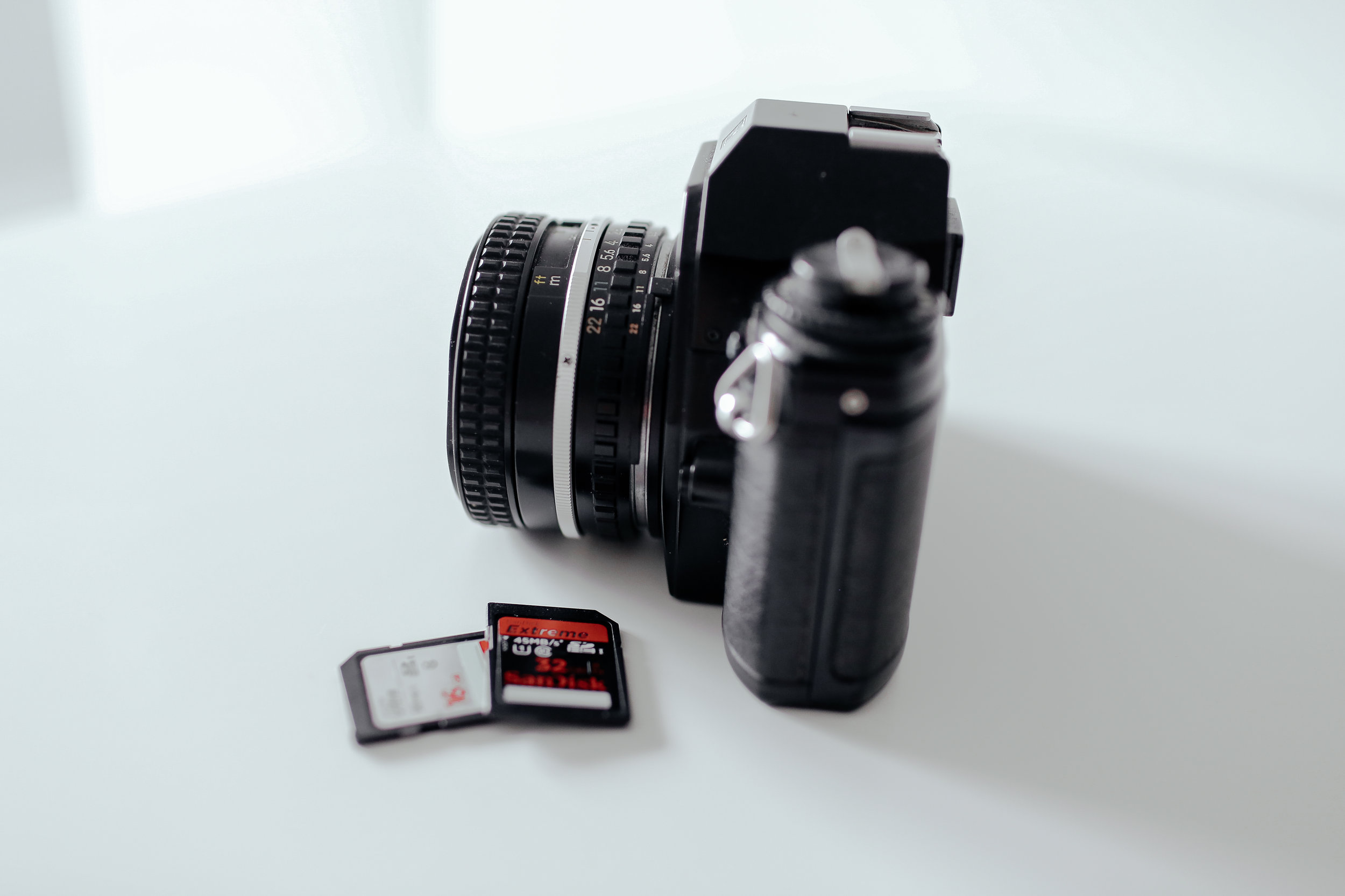 Backups Everywhere… - Your images are more valuable than life itself to us. All of our gear records backup copies instantly to second memory cards in the camera. Another copy of those are moved onto our home long term storage, And that is backed up to the cloud. Forever.