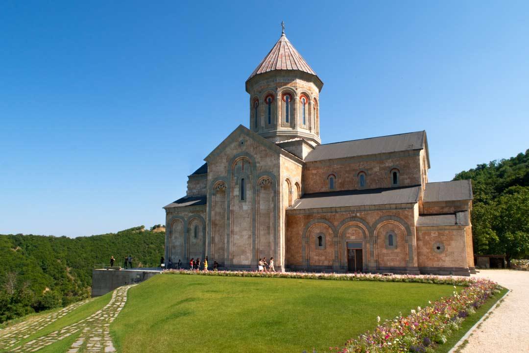Монастырь Бодбе -