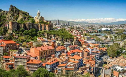 Обзорная экскурсия по Тбилиси -