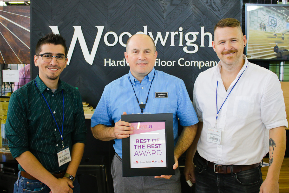 Woodwright Hardwood Floor Company