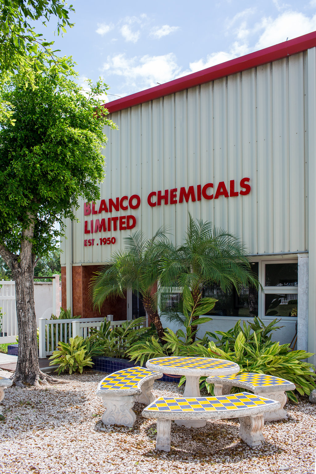 Blanco Chemicals Corporate Head Office