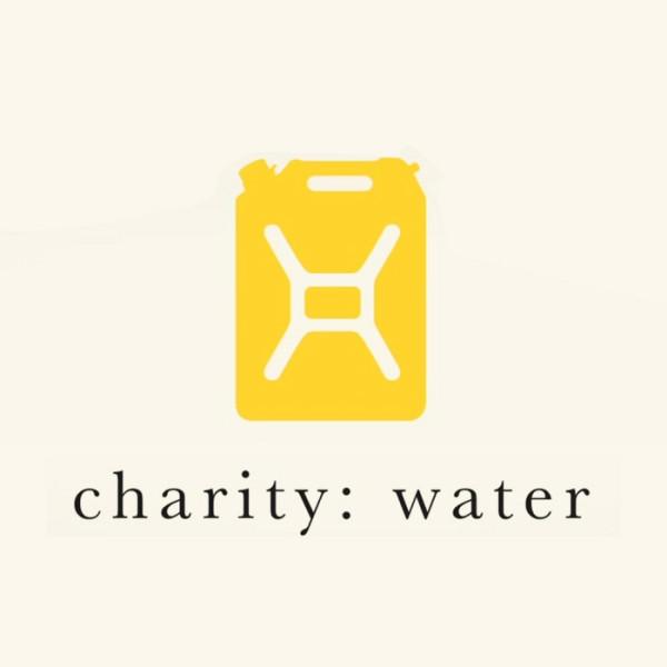 Charity Water.