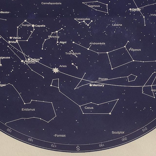 """Personalised and individually handcrafted starmaps showing the heavens in the place and at the exact time of your special event 🌚 CLICK THE LINK IN MY BIO TO ORDER YOURS x Today's the last day to place an order for a starmap print if you'd like to receive it by Christmas!  If you don't have time why not take a look at the digital download or gift card options 😀 People are saying lovely things about them, why not give a loved one the stars this Christmas ✨ """"It's the most unique gift I've ever been given, truly beautiful."""" - IZZY """"We purchased a 20x20 starmap for each of our birthdays, mine, my husbands and our 2 boys. They have pride of place on our wall, a mini family tree!""""— KATE M """"I purchased one of Sarah's Starmaps as a gift for a friend who loved the print! Lovely helpful service with quick delivery too:)""""— CHLOE """"There's something truly magical about capturing the celestial sky for that special moment""""— DES """"This is extremely beautiful. My Husband and I are in love with it. Thank you.""""— KAREN  #meteorshower #geminids #catchafallingstar #celebratetheday #handmade #starposter #personalisedgift #meaningfulgift #elegantart #christmasideas"""
