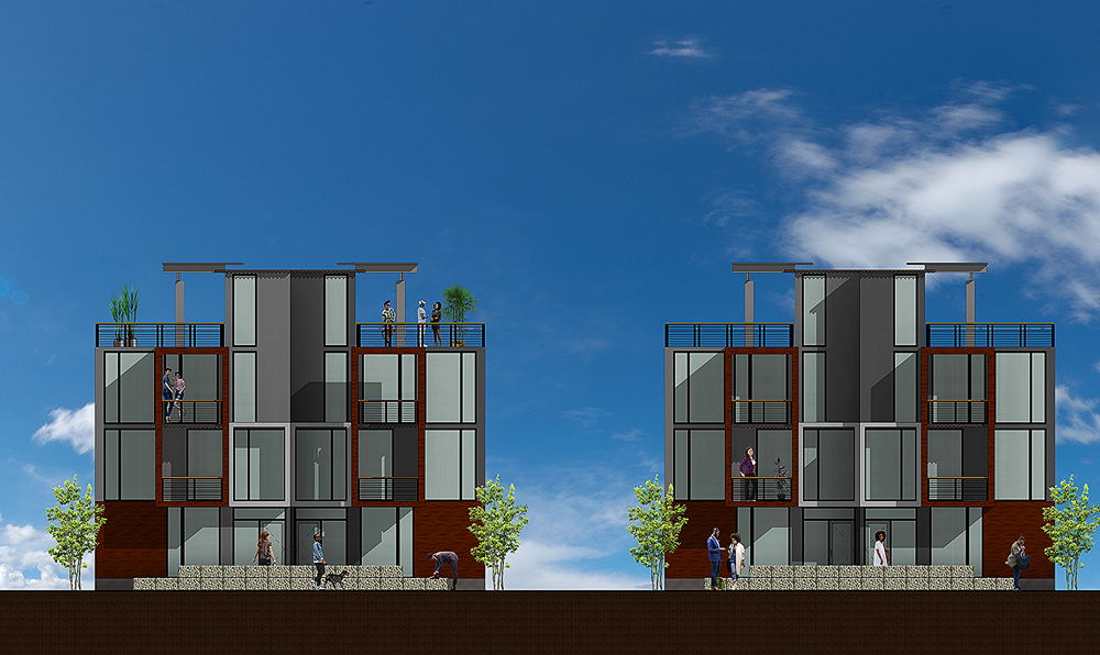 Eugenia Street Townhomes Elevation.jpg