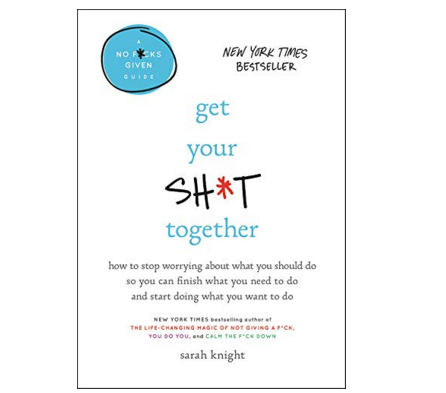 Let Sh*t Go - Jessica Olie personally recommended this to me