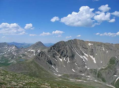 Mount Missouri Colorado