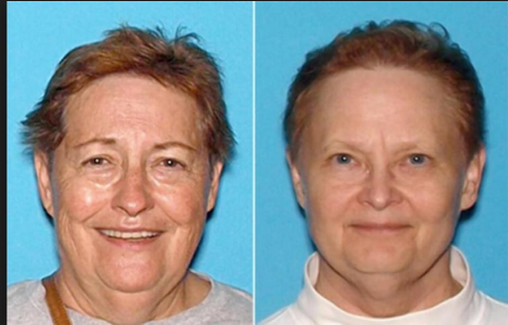 Jo Elliott-Blakeslee and Amy Linkert disappearance