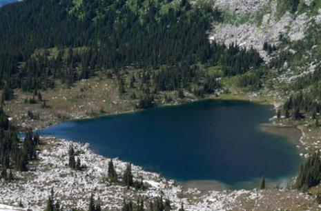 Valentine Lake British Columbia