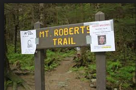 Mount roberts trail head