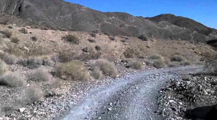 Butte Valley Death Valley