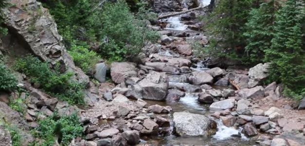James McGrogan body Booth Falls, , Vail, Colorado