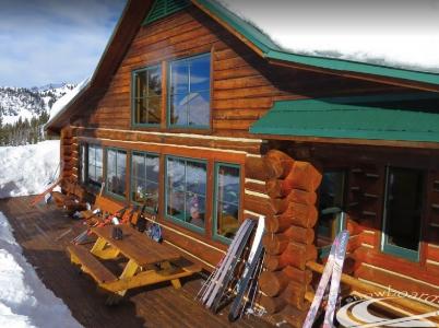 Eiseman Hut, Vail, Colorado