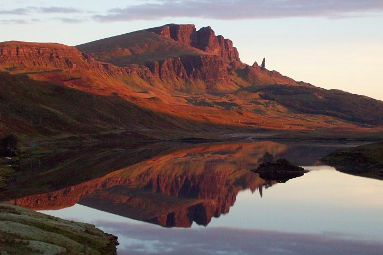 The Grahams Scottish highlands
