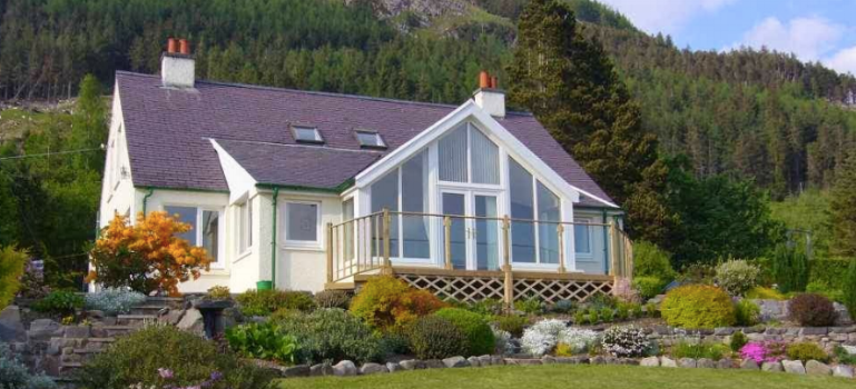 Grianan House at Inverinate
