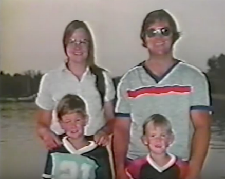 Warburton disappearance family pic
