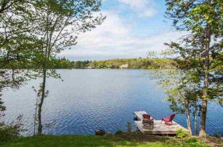 Tucker lake Nova Scotia