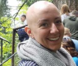 Samantha Sayers, Vesper Peak disappearance