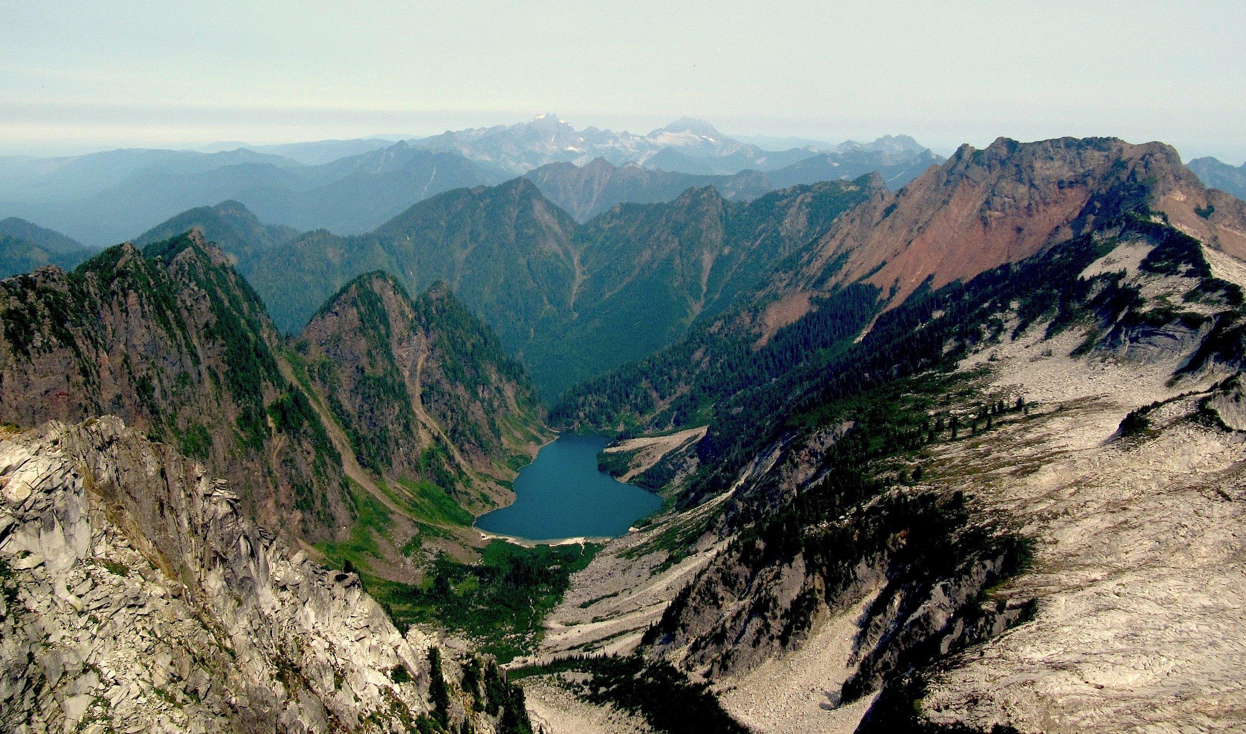 Vesper Peak Area, Washington state