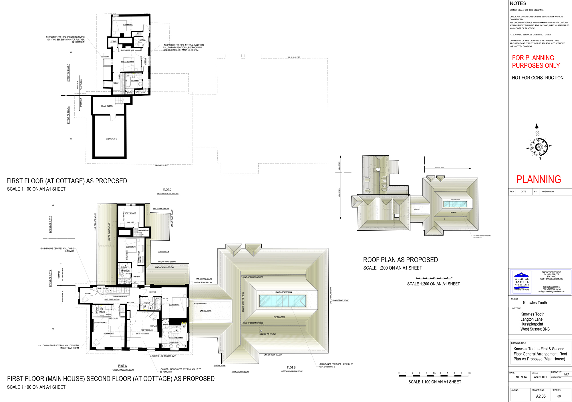 A2.05+-+First,+Second+Floor+and+Roof+Plan+As+Proposed.jpg