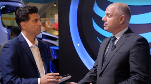 Executive Interview -