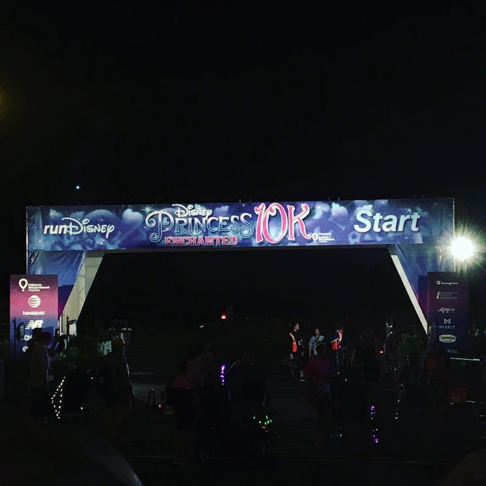 10k start line!