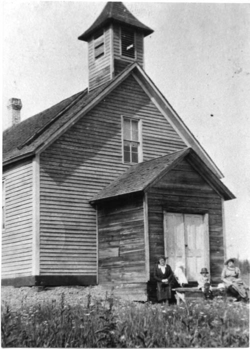 Chippewa City Church -