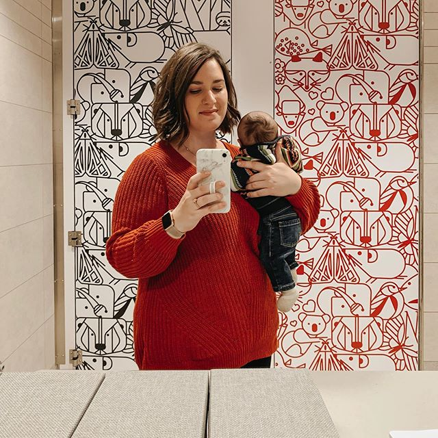as an incredibly private person, I was concerned about breastfeeding Samuel in public. thankfully, I've been able to feed him in several places that offer private rooms or other spaces for mamas + babies. I was blown away by the beautiful space @mymicmac has to offer for nursing mamas! they even had diapers and wipes available for use. we enjoyed having a private, quiet space to go to—we'll definitely be back 💛
