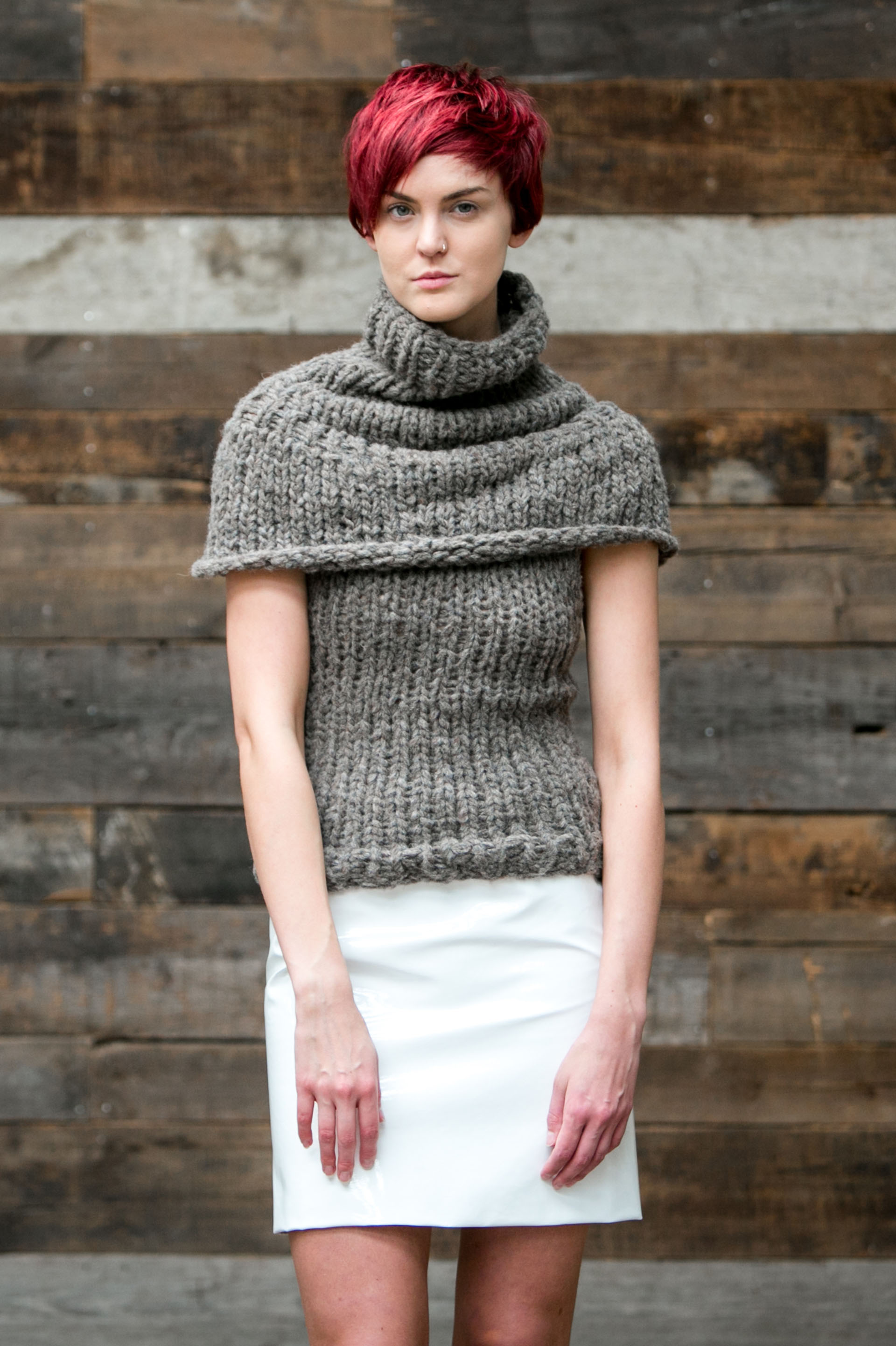 Claire Andrew AW16 4 High Neck Cape Sweater Luxury Knitwear.jpg