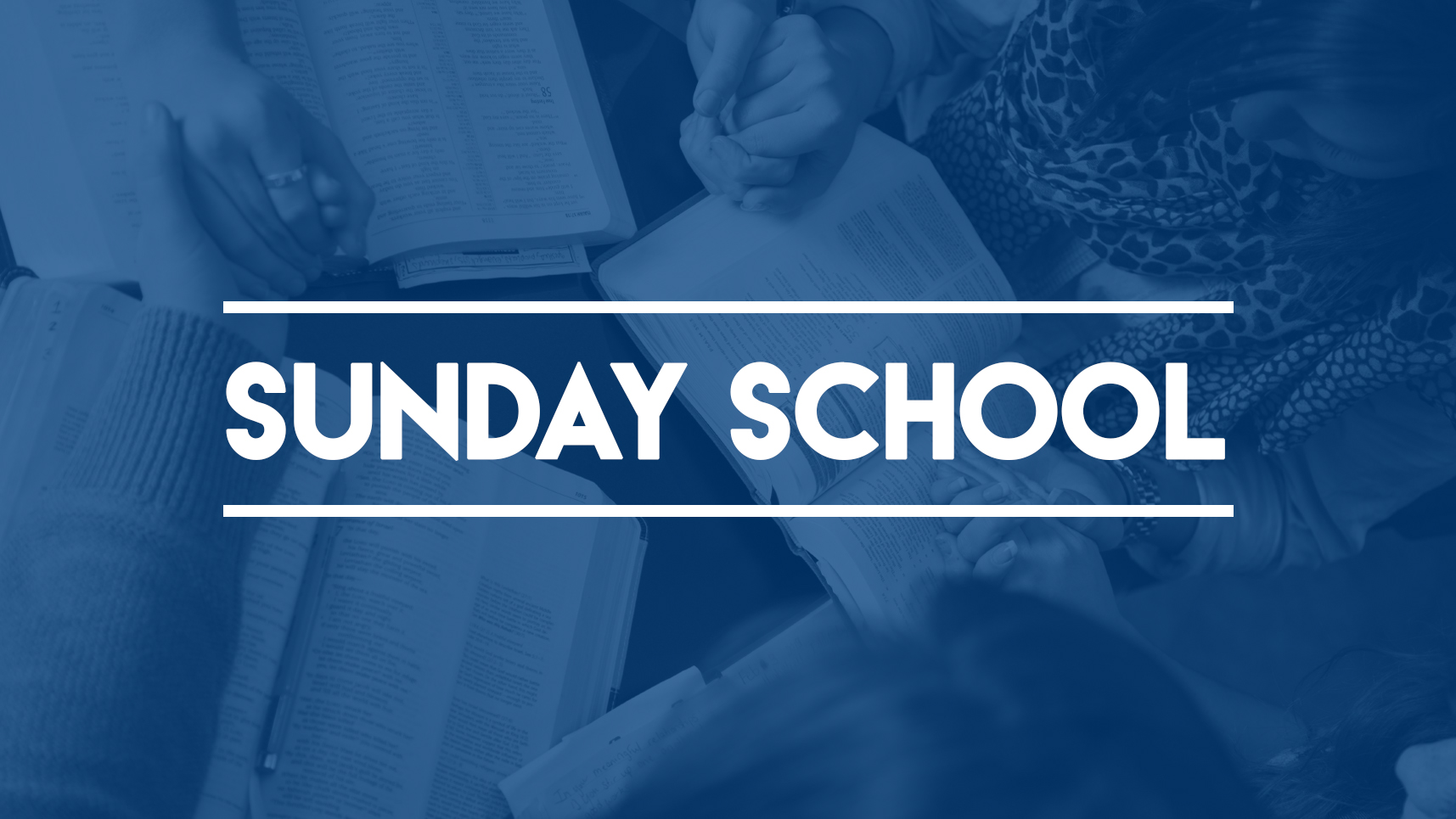 Sunday School - There is no Sunday school during the summer but will continue this fall!Sunday school classes for all ages at The Landing! Sunday school goes from 9 - 9:45AM.For more information click the Sunday School button below.