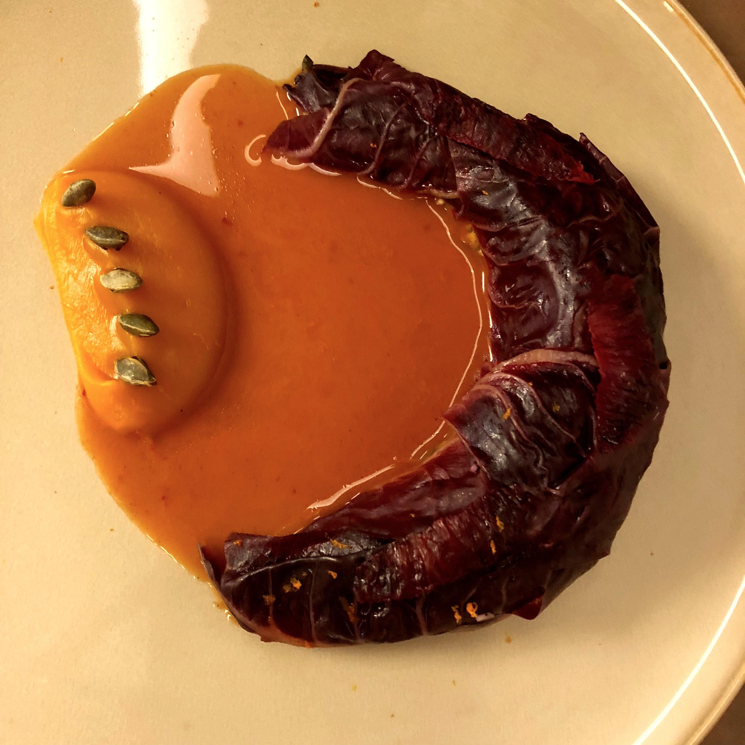 Cuisine traditionnelle et de saison, réinterprétée avec maestria...