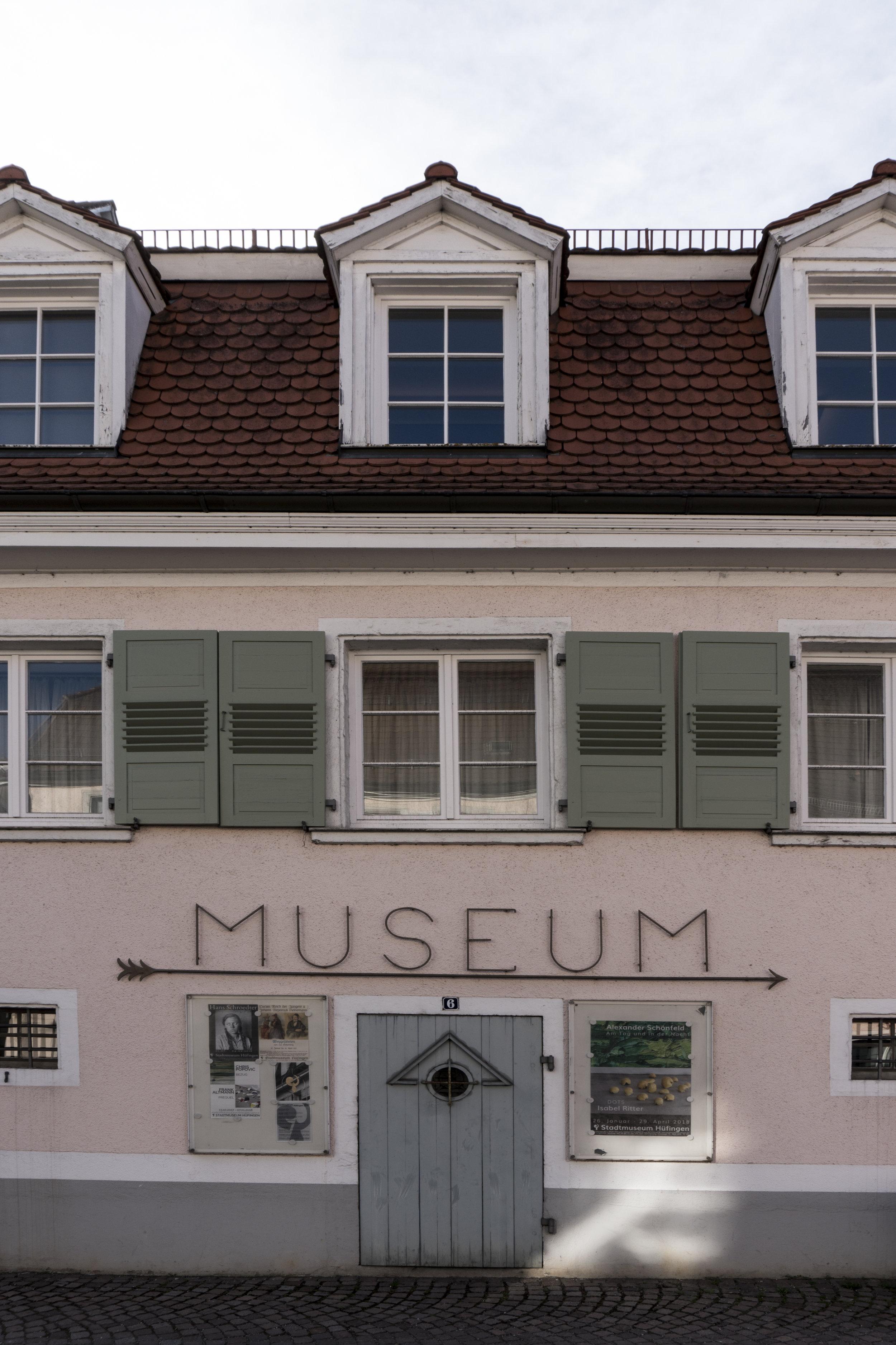 StadtMuseum, Hüfingen