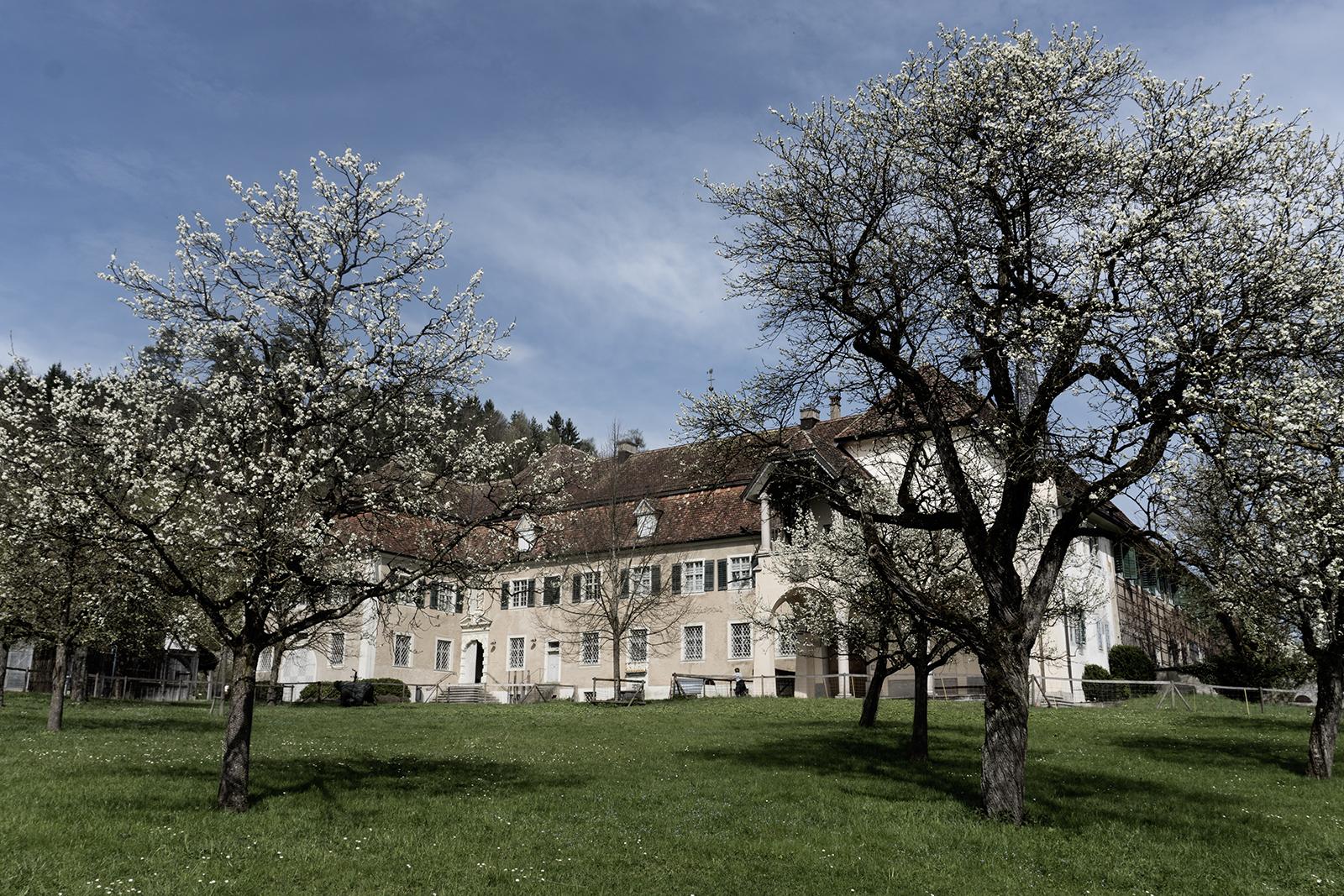 Prieuré de la chartreuse d'Ittingen, Suisse, jpg