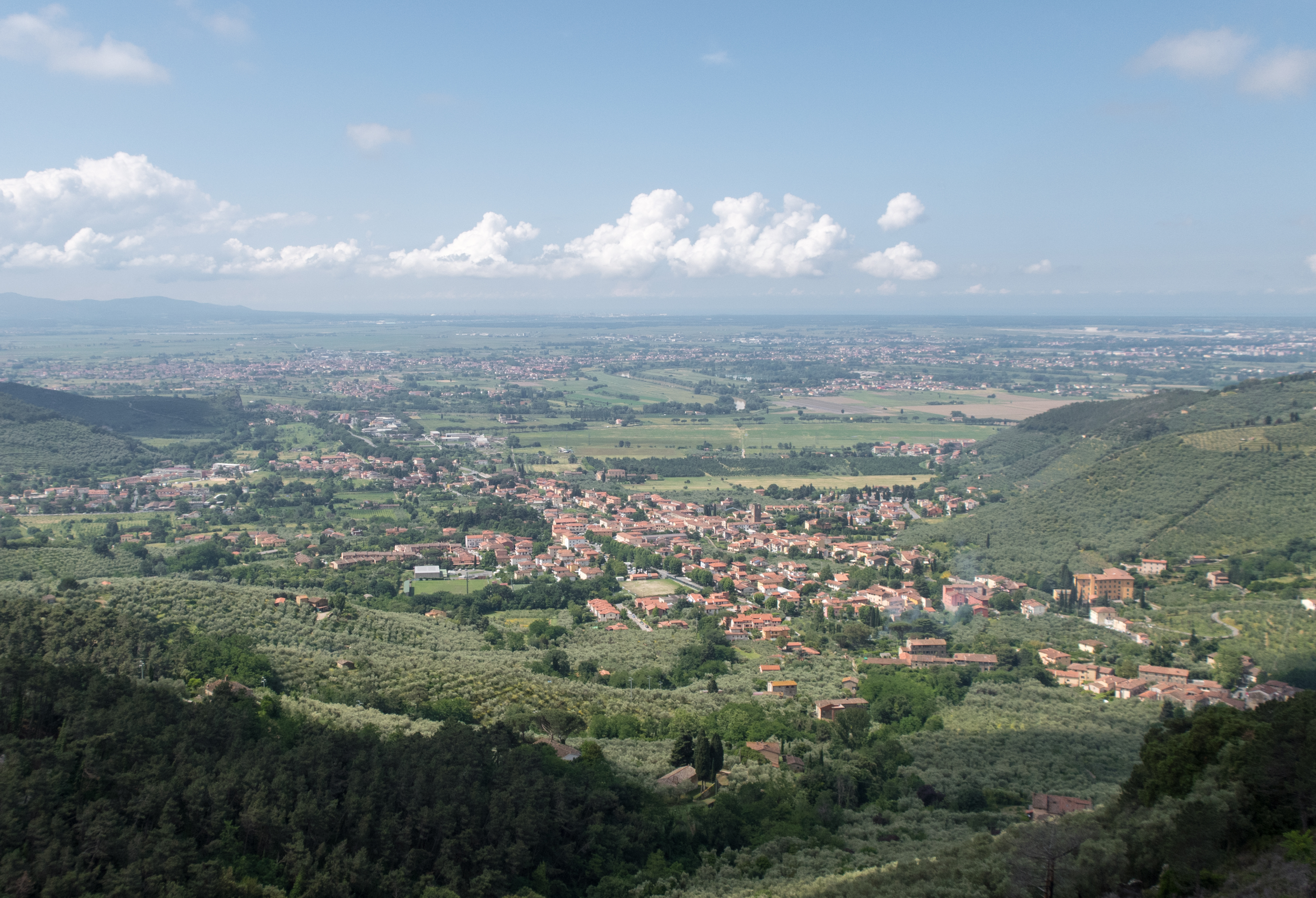 8. Monte Serra - 8.4km, avg. 7%This mountain is Pisa's pride and joy. It's their only mountain, and with an ancient history of animosity, they'll never let you presume it belongs to the Lucchesi. It can be